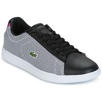 Zapatos Mujer Zapatillas bajas Lacoste CARNABY EVO 117 1 SPW Negro