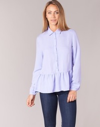 textil Mujer Tops / Blusas Betty London IHALONI Azul