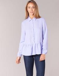 textil Mujer Tops / Blusas Betty London HALONI Azul