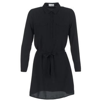 textil Mujer vestidos cortos Casual Attitude HONIRE Negro