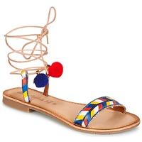 Zapatos Mujer Sandalias Lola Espeleta EDWINA Azul