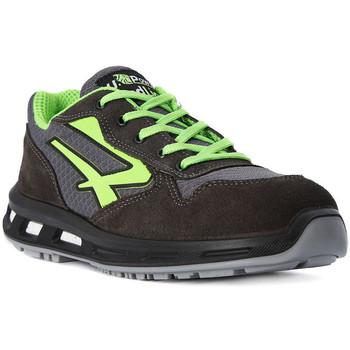 Zapatos Hombre Zapatillas bajas U Power POINT Nero