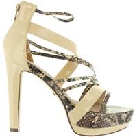 Zapatos Mujer Sandalias Maria Mare 65721 Beige