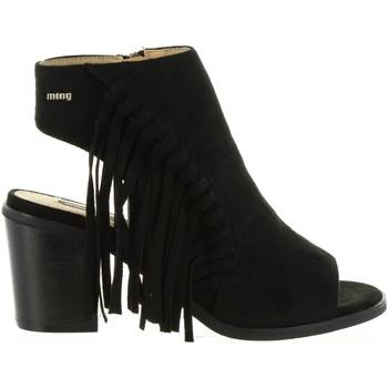 Zapatos Mujer Sandalias MTNG 53663 Negro