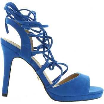 Zapatos Mujer Sandalias Maria Mare 66329 Azul