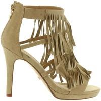 Zapatos Mujer Sandalias Maria Mare 66004 Beige