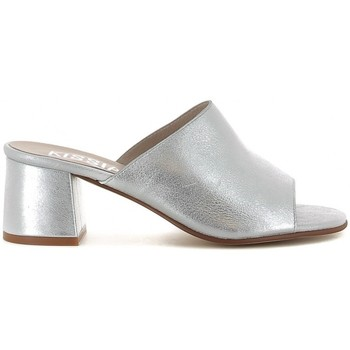 Zapatos Mujer Zuecos (Mules) Kissia 995 Argenté