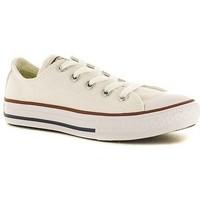 Zapatos Mujer Zapatillas bajas Converse CHUCK TAYLOR M7652C blanc
