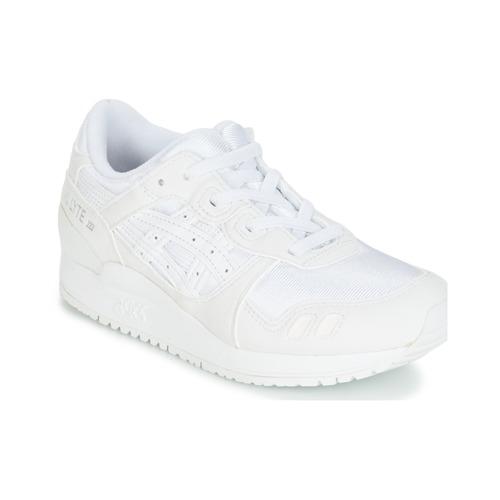 Zapatos Niños Running / trail Asics GEL-LYTE III PS Blanco / Beige