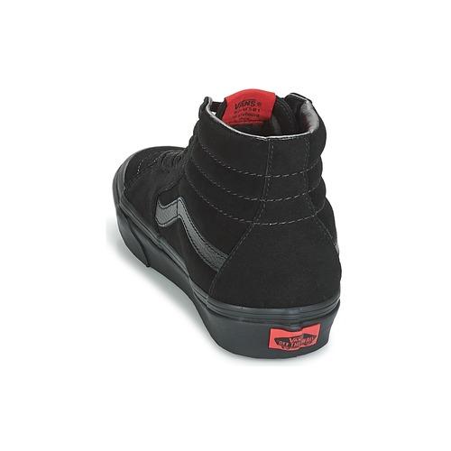 hi Sk8 Zapatos Negro Altas Vans Zapatillas CodBWEQrex