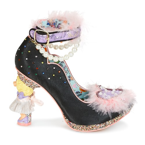 Tacón De Zapatos Irregular Negro Choice Ok80wPn