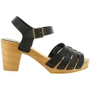 Zapatos Mujer Sandalias Pepe jeans PLS90255 OLY Negro