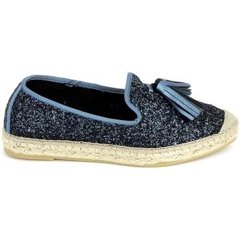 Zapatos Mujer Alpargatas La Maison De L'espadrille 772 Bleu Azul