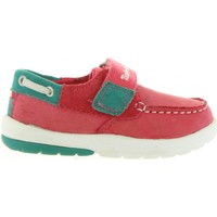 Zapatos Niños Zapatos náuticos Timberland A19V2 TODDLETRACKS Rosa