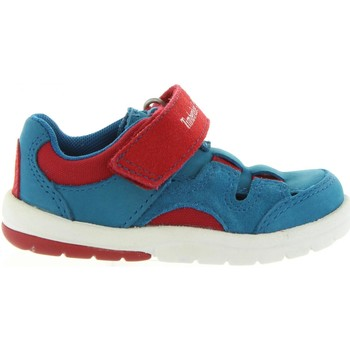 Zapatos Niños Zapatillas bajas Timberland A1BDF TODDLETRACKS Azul