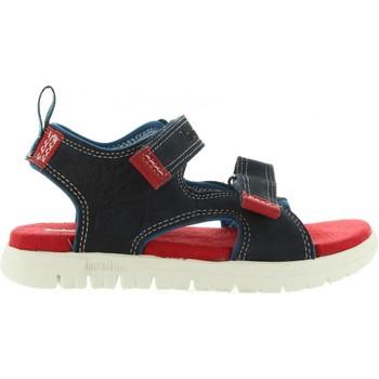 Zapatos Niños Sandalias Timberland A19WE PIERMONT Azul