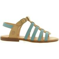 Zapatos Niña Sandalias Timberland A1G2D GIRLS Gris