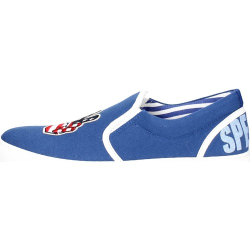 Beat Generation VS(B) Azul - Zapatos Slip on Hombre