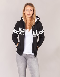 textil Mujer sudaderas Lonsdale SHIRLEY Negro