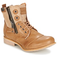Zapatos Mujer Botas de caña baja Bunker SARA Topotea