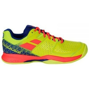 Zapatos Running / trail Babolat PULSION WPT AMARILLO NARANJA Multicolor