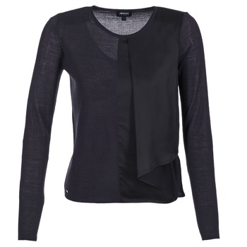 textil Mujer jerséis Armani jeans JAUDO Marino
