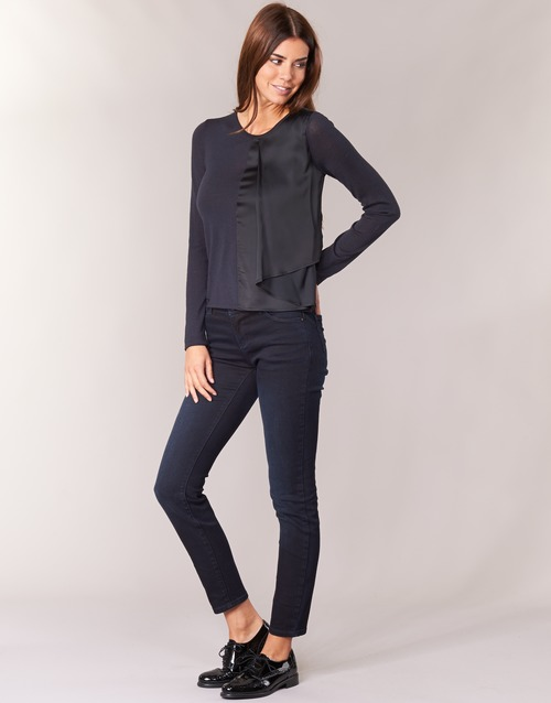 Jeans Armani Mujer Marino Textil Jaudo Jerséis sQrdtChoxB