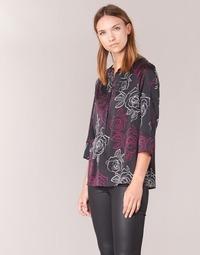 textil Mujer Tops / Blusas Armani jeans DRENIZ Negro