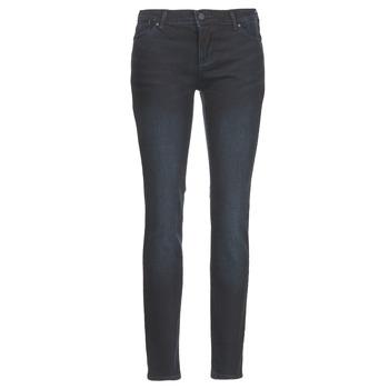textil Mujer vaqueros slim Armani jeans BOBE Azul