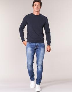 textil Hombre vaqueros slim Armani jeans LORETTE Azul