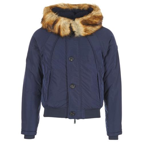 Armani jeans GNAN Marino - Envío gratis | ! - textil plumas Hombre
