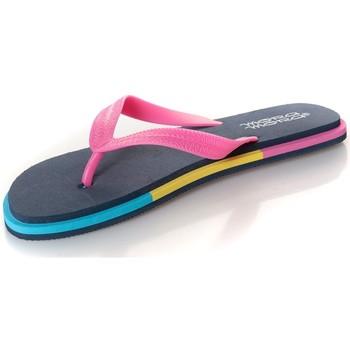 Zapatos Mujer Chanclas Mora Mora Tong Rumba Navy Azul