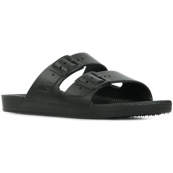 Zapatos Sandalias Moses Freedom Slippers Black Negro