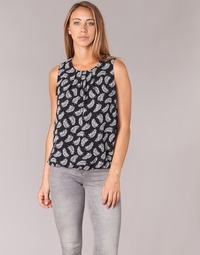 textil Mujer Tops / Blusas Betty London HARTEUC Negro