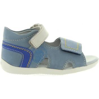 Zapatos Niños Sandalias Kickers 545080-10 BICUBASURF Azul