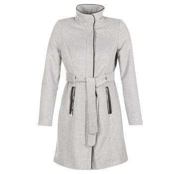 textil Mujer Abrigos Vero Moda PRATO Gris