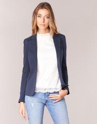 textil Mujer Chaquetas / Americana Vero Moda JULIA Marino
