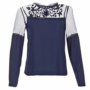 textil Mujer Tops / Blusas Vero Moda JOSEFINE Marino