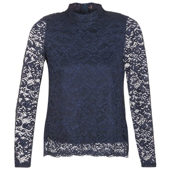 textil Mujer Tops / Blusas Vero Moda FREJA Marino