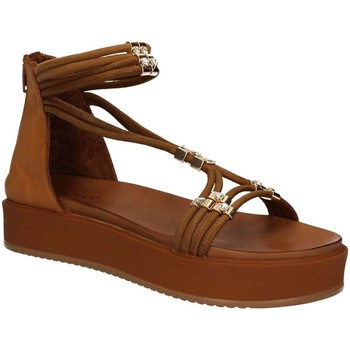 Zapatos Mujer Sandalias Inuovo 7387 Wedge sandals Mujeres Brown Brown