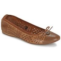 Zapatos Mujer Bailarinas-manoletinas Tamaris  Marrón