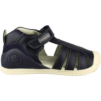 Zapatos Niños Sandalias Biomecanics  MARINO