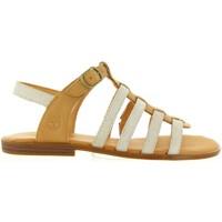 Zapatos Mujer Sandalias Timberland CA1G5T GIRLS Beige