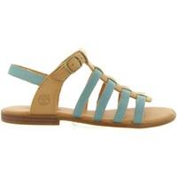 Zapatos Mujer Sandalias Timberland CA1G65 GIRLS Gris