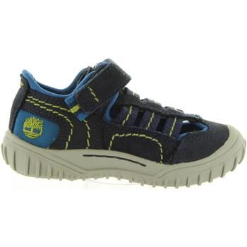 Zapatos Mujer Sandalias Timberland CA1L8E CASTLETON Azul