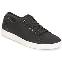 Zapatos Hombre Zapatillas bajas Clarks Lander Cap Negro