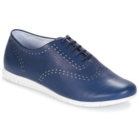 Zapatos Mujer Richelieu Kickers BECKI Marino