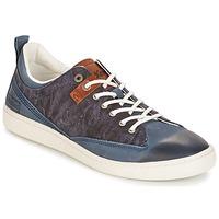 Zapatos Hombre Zapatillas bajas Kickers SANTA FE Azul