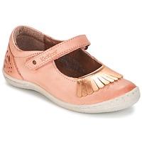 Zapatos Niña Bailarinas-manoletinas Kickers CALYPSO Coral