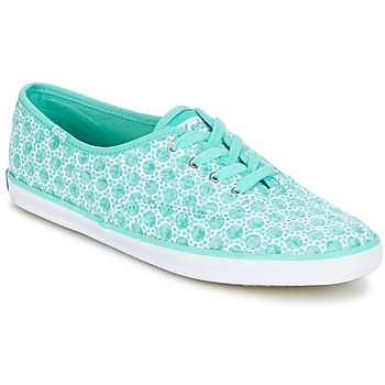Zapatos Mujer Zapatillas bajas Keds CH EYELET Aqua